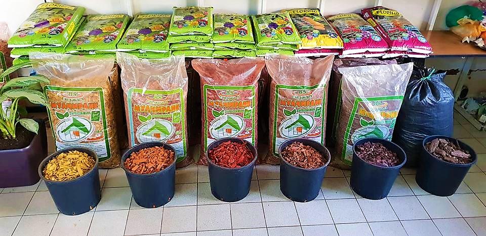 Продажба на торове, почвен субстрат, мулч